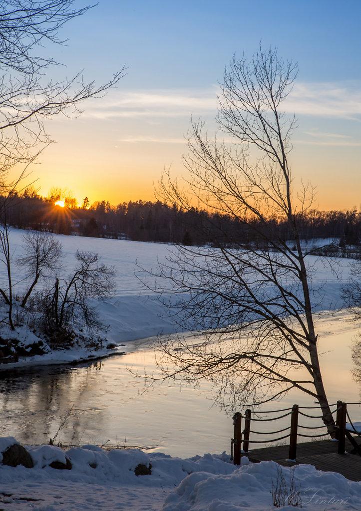 Vantaa river